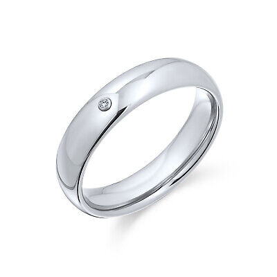 Bling Jewelry Comfort Fit Tungsten Wedding Band 6mm