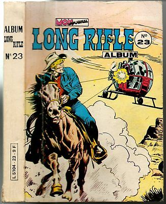 ALBUM LONG RIFLE n°23 ~+~ avec n°67-68-69 ~+~ 1983