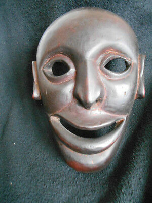 Old Tibetan Buddhist Citipati,(Lord Of The Cemetery) Mask.himalayan Tribal Art