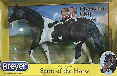 BREYER Model Horse CHOCOLATE CHIP KISSES Traditional 1/9th scale #1739 New MIB