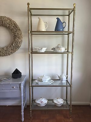 Mid Century Etagere, single or pair