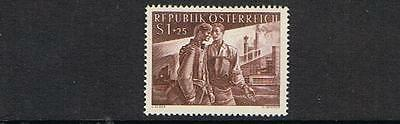 STAMPS   from  AUSTRIA   1955 Returned Prisoners of War   (MNH)  lot A200