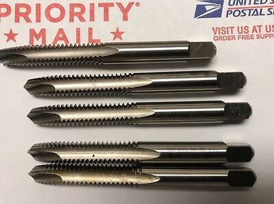 1/4 - 20 H3 2F P Sp Point Hss 5 Pcs New - Free Shipping !!!