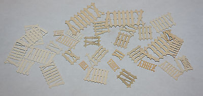 Mixed Lot of German Cuckoo Clock Numerals for Parts repair AS IS