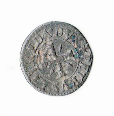 Cyprus (1192-1489 ) Medieval Coin Venice Mint 7639 Very Rare Free P&p