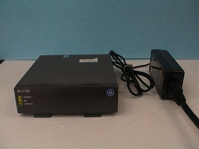 GE AMERSHAM BIOSCIENCES CU-950 CONTROL BOX/ UNIT w POWER SUPPLY CU950