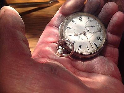 Antique silver hallmarked Pocket watch