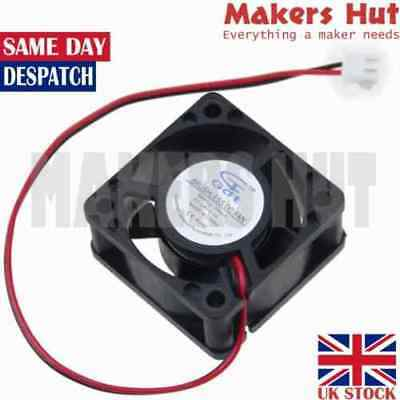 4020 – 40mm Axial Cooling Fan – DC 5V 12V 24V – 2 Pin DC – 3D Printer
