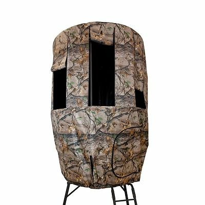 NEW ENCLOSED ROUGH Sawn Deer hunting blind stand 4x6 , 5x6, 6x6