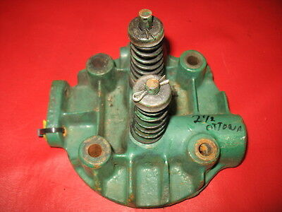 Hit Miss Gas Engine 2 1/2 HP Ottawa Head