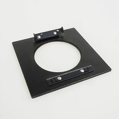 = Horseman Lens Board Adapter for 4x5 Large Format Monorail Camera