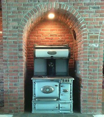 Antique Wood Burning Cook Stove 1915 Buckwalter Stove Co.