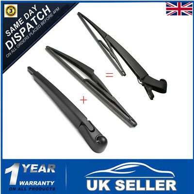 Rear Wiper Arm & Blade For Honda Civic 3 or 5 Door 51 02 52 03 53 04 54 05 55 06