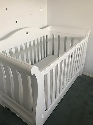 Boori Royale Cot Used excellent Condition With Draw