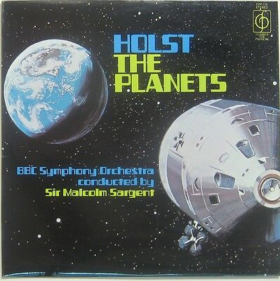 Sir Malcolm Sargent  holst the Planets