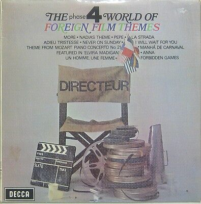 The 4 World of Foreign Film Themes   directeur
