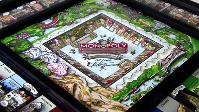3D Monopoly Charles Fazzino New York Edition Board Game by Winning Solution
