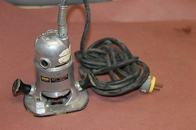 """Stanley 90114 1/4"""" Drive Mini Router Trimmer Vintage Woodworking Tool"""