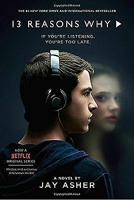 Thirteen Reasons Why: (TV Tie-in) by Jay Asher - 13 Reasons 9780451478290