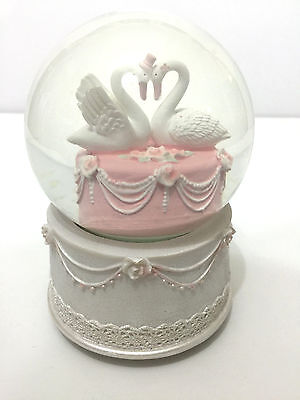 His & Hers Snow Globe (A) - MUSICAL - LARGE