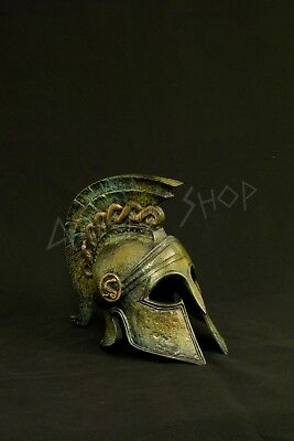 Ancient Greek Bronze Helmet