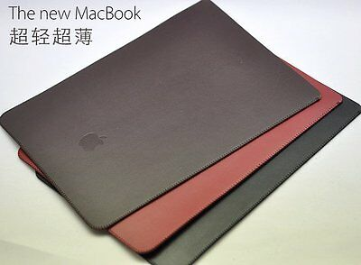 2017 APPLE Macbook Pro 13 / 15 Case New Luxury  Cover Pouch Slim Sleeve