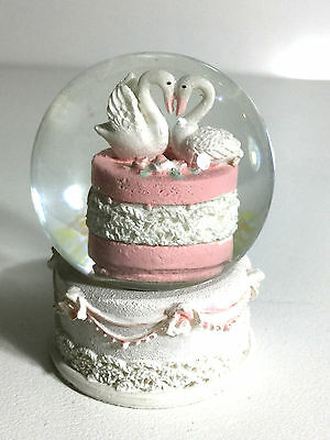 His & Hers Snow Globe (A)