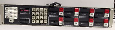 Grass Valley Tektronix 7000 PNL SMS MB8 2RU Panel Rack mount with Power Supply