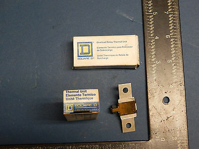 Square D SqD B40 Overload Relay Thermal Unit