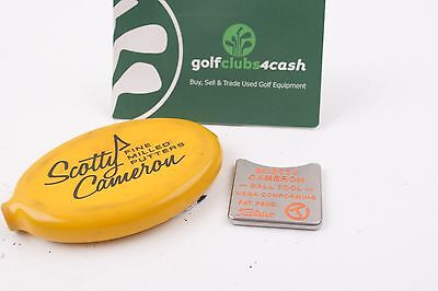 Scotty Cameron Circle T Allignment Ball Tool / With Case / Orange / 65608
