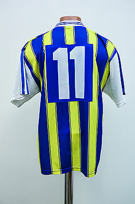 Fenerbahce Turkey Home Football Shirt Jersey W&s Replica #11