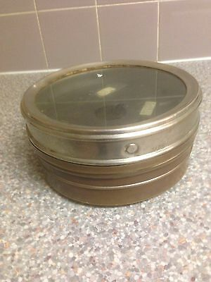 Vintage Ships Compass Housing Nautical Maritime Marine,compass Case Only,