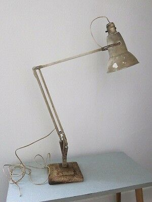 Vintage Herbert Terry Anglepoise 1227 20th Century Desk Lamp