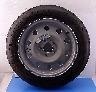NOS Ford Space Saver 1999 Lincoln Tire & Aluminum Wheel F8VC-1007-EB Serva-Spare