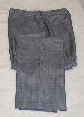 NWOT Mens Size 38/32 CHASE 54 DRYFUZE Platinum polyester golf pants