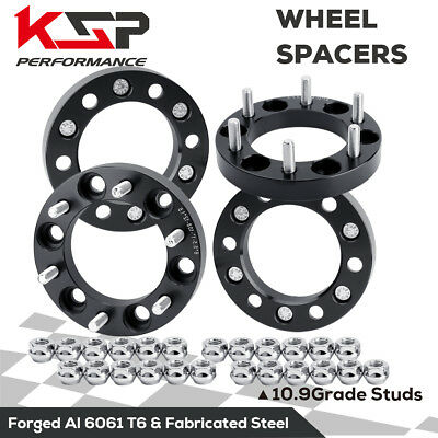 "(4) Wheel Spacer Adapter 1"" 6X5.5 139.7MM 12x1.5 108mm fit Tacoma 4Runner Lexus"