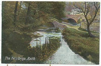 The Two Brigs, Keith