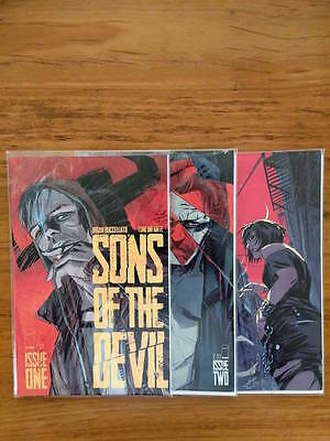 Sons of the Devil - Issues 1-3 - Image Comics
