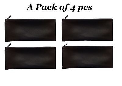 "4 PCS Zipper Microphone Pouch Bag fits BETA58 Microphone 4.5""x9.7"""