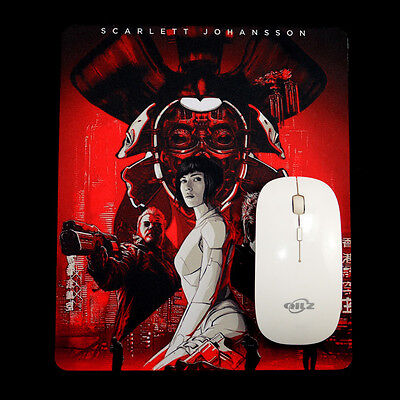 Ghost in the Shell Poster 24x20cm Mouse Pad Pc mouse mat for computer Mat New
