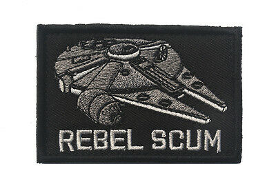 Star Wars Rebel Scum Patch Army  Military Tactical Morale Badge Embroidery Patch