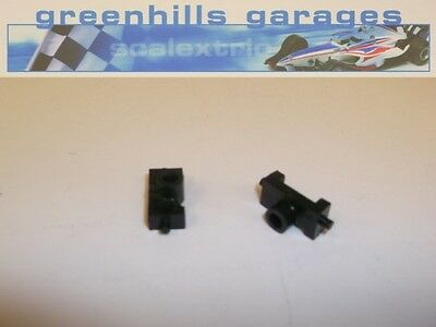 Greenhills Scalextric Guide Blade Mounting Clips (Rotation Not Limited) Pair ...