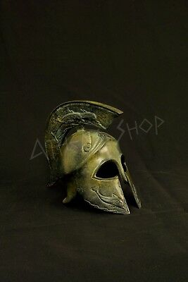 Ancient Greek Bronze Helmet(With Dolphin)
