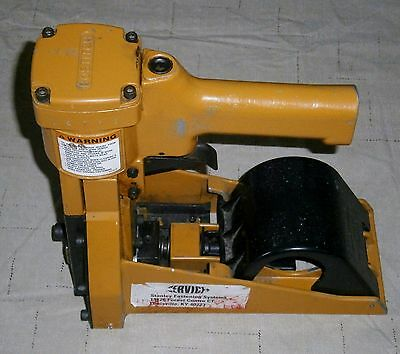 Pneumatic Box Stapler (STANLEY BOSTITCH Ser.D-60) Air operated Carton sealer