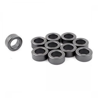 Uxcell a12022900ux0337 10 Piece Toroid Ring Ferrite Cores 22.5 mm x 13.5 mm x 1