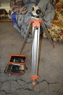 Pentax Auto Level Surveying Scope AL-M5C with Stand Tripod Portable