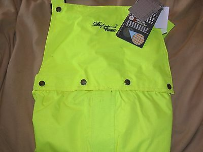 VIKING Journeyman  Bib Pants 300D  Green size M  green waterproof NEW!
