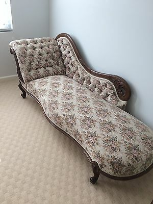 antique furniture Chaise Lounge