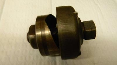 """Vintage Greenlee 2 1/4"""" Knock-Out Punch Unit"""