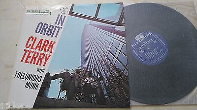 CLARK TERRY with THELONIOUS MONK In Orbit *US 1st PRESS RIVERSIDE RLP 12-271*NM*